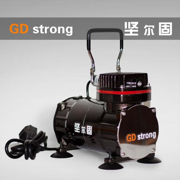GD-80皮具修补 皮沙发修复 家具 模型 无油静音气泵小型空压机