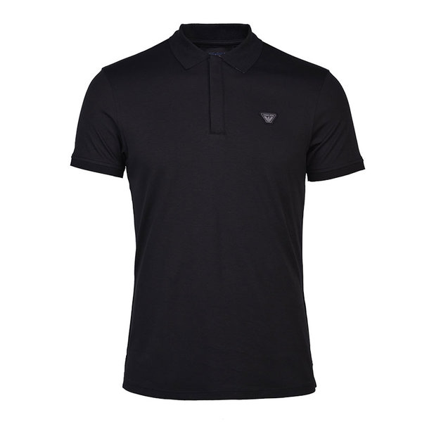AJ Armani Jeans Armani men's fashion casual men's short-sleeved POLO shirt lapel 93982