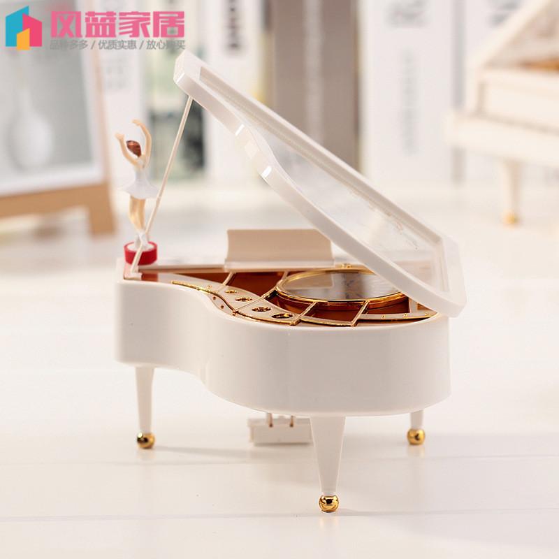 Бутик пианино музыкальная шкатулка шанхай, пекин, тяньцзинь хрустальный шар музыкальная шкатулка день рождения подарок день святого валентина отправить студентам день подарок подруга подарок