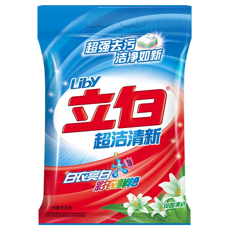 【 рысь супермаркеты 】 стоять белый ультра чистый свежий прачечная порошок 1068g мешок аромат не больно одежда прачечная порошок