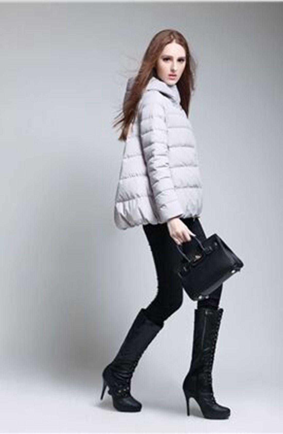 新品推荐超划算冬季时尚韩版休闲羽绒服女短款特价疯狂促销