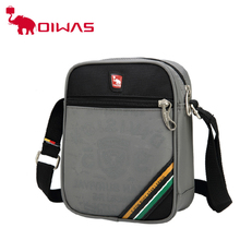 OIWAS/love HuaShi oblique satchel male mini single shoulder bag men's parcel leisure style bag shoulder bag