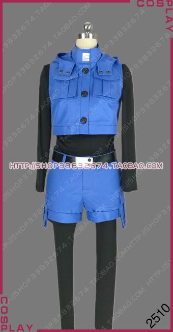 2510 cosplay服装 暗杀教室 茅野枫 (女)