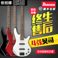Оригинал Ibanez Iban Electric Bass GSR320 gsr-320 200 Бас-гитара Bass BASS
