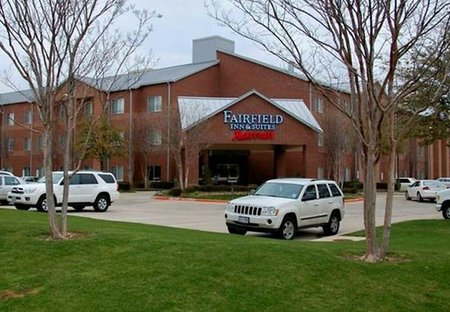 北达拉斯 Fairfield Inn & Suites 酒店