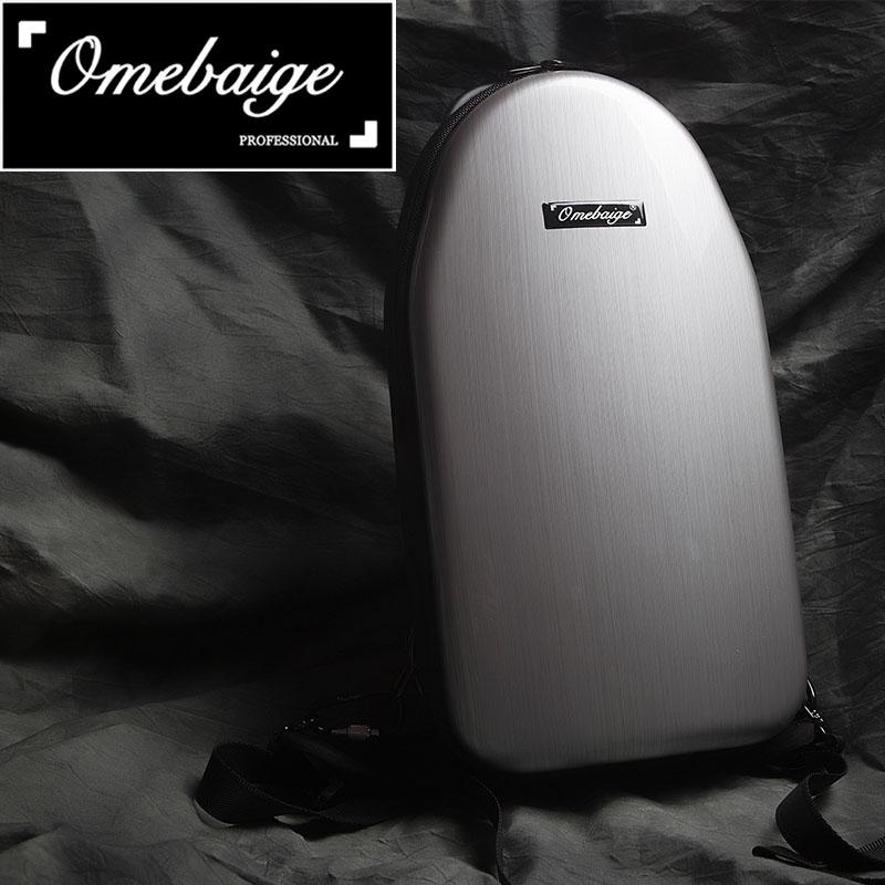 Omebaige европа и америка сто сетка падения B один тростник обыкновенный пробки кларнет пакет рюкзак одноместный плеча портативный портативный