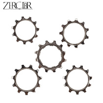 11t12 Tooth 8 Speed 9 speed 10 speed mountain bike car flywheel small tooth piece repair piece solves flywheel jump chain