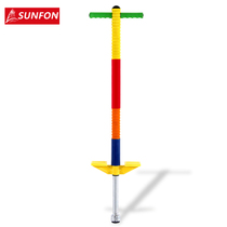 Volcker Children color Doll jumping jumper Kangaroo Stick Teen adult sports equipment jumping rod