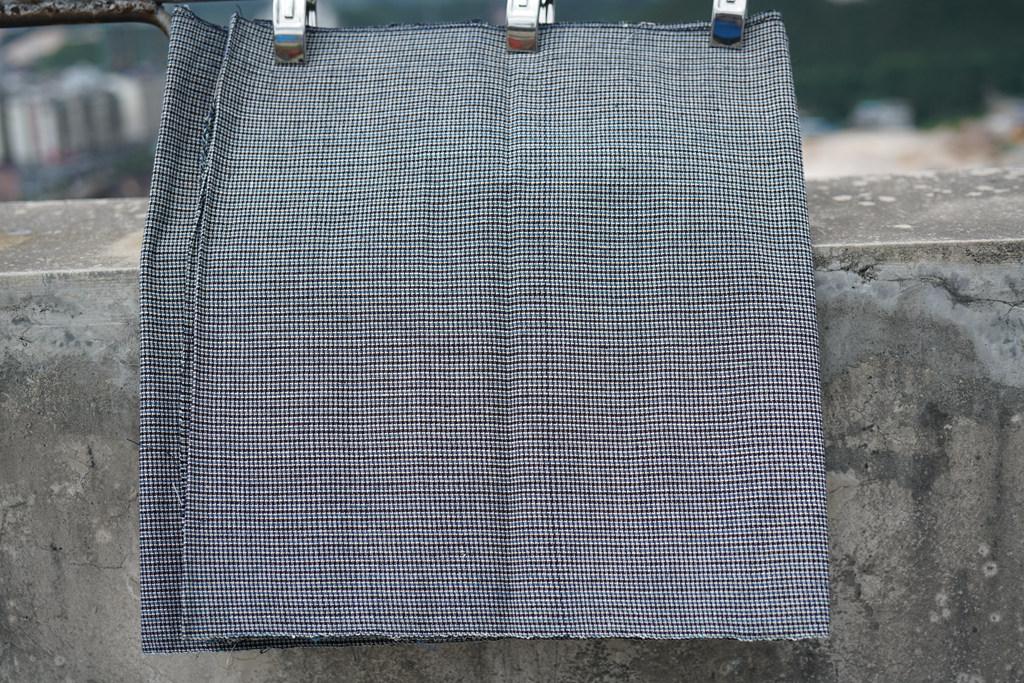 Совершенно новый handwoven ткань старый хлопок долго 6.3 метр ширина 39cm wl-979