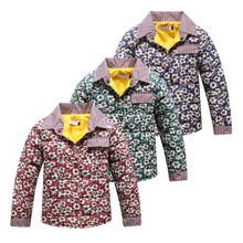 Children's wear new boy down bladder children down jacket coat cuhk children children warm clothes down the shirt