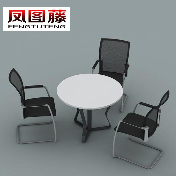 Финикс инжир виноградная лоза офис мебель стол круглый небольшой конференция стол случайный стол контакт разговор стол мода простой современный