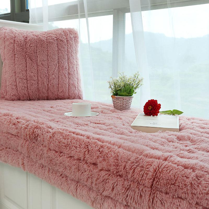 Эркер подушка окно тайвань подушка плюш эркер одеяло сельская местность татами подушка зи утолщённый балкон подушка скольжение стандарт принцесса