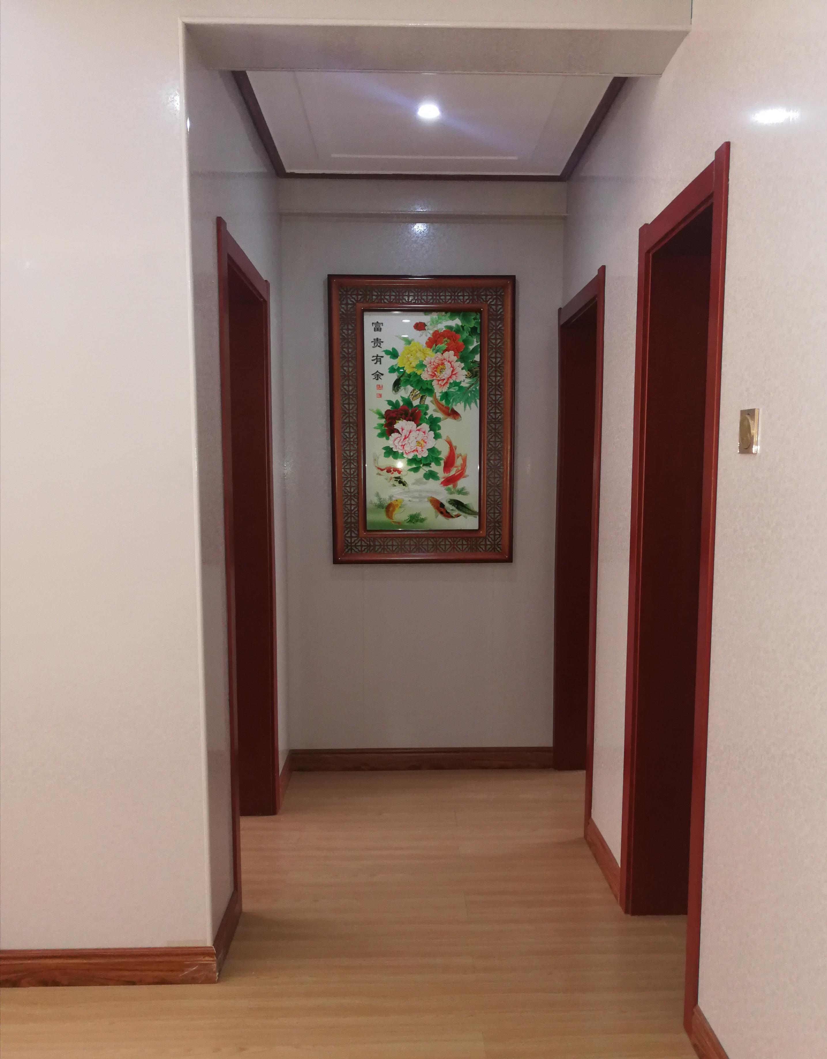 西宁天际一抹蓝公寓中式三室二厅套房