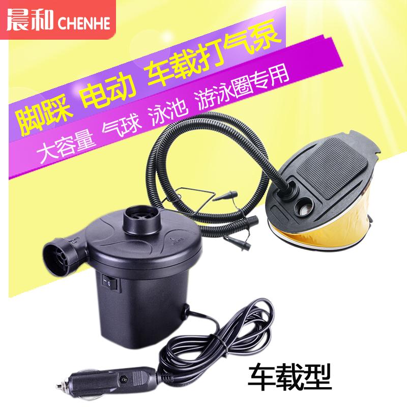 Новый бассейн плавать круг новый газированный насос надувной баллон насос газированный инструмент газированный оборудование