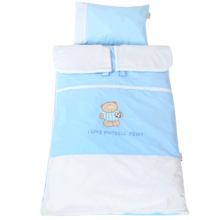 Sleeping bag children anti-kick is the big boy four seasons universal baby baby autumn and winter thickening baby anti-mite quilt child