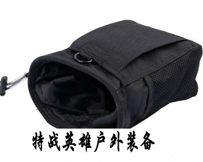 Grocery bag to receive bag/collection bag the Molle small recycling, multi-color optional, accessory bag