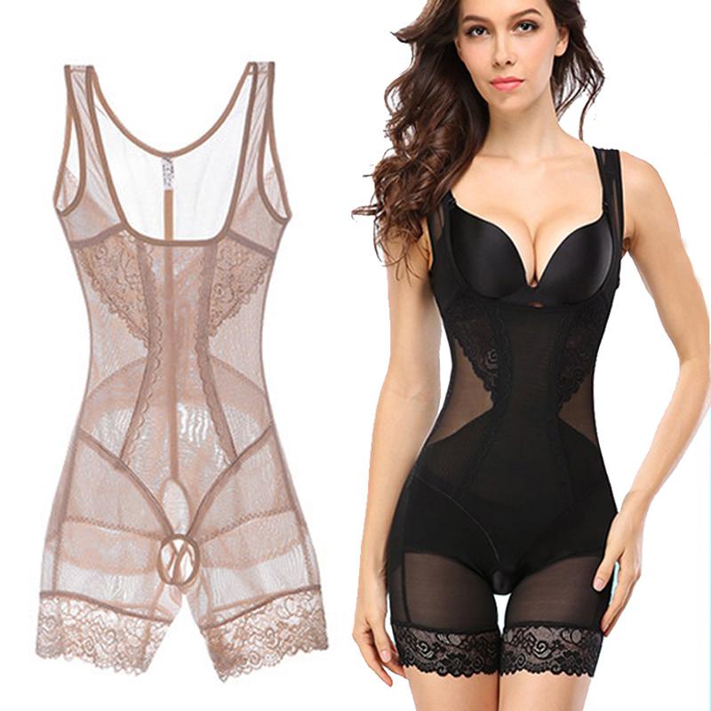 薄款塑身连体衣美人收腹束身内衣瘦身美体塑身美体内衣塑形束身衣