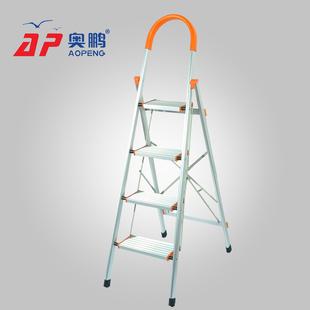Австрия Пэн AP-9204W алюминиевые лестницы нарицательным лестница телескопическая складной двойного назначения утолщенный участок Specials