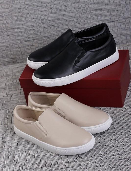 太阳的后裔宋慧乔同款鞋韩版乐福鞋裸色平底单鞋休闲鞋板鞋