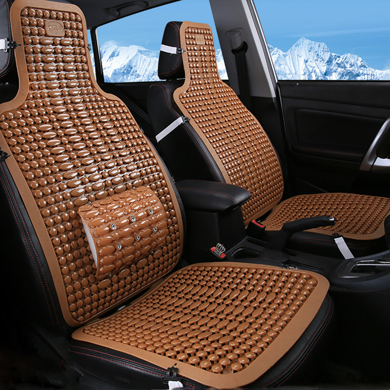 那卡汽车塑料坐垫夏季凉垫坐椅垫通用面包车大小客货车办公室座垫