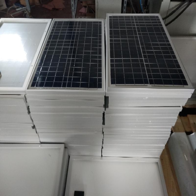 Завод совершенно новый 30 плитка больше кристалл кремний солнечной энергии аккумулятор доска 30w солнечной энергии доска выработки электроэнергии доска 12V аккумуляторная батарея прямо