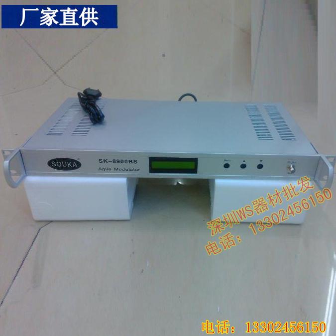 索卡SK-8900BS豪华型立体声捷变频道邻频调制器