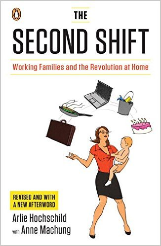 The Second Shift: Working Families and the Revolution at Hom