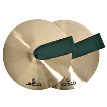 Jinbao popularized the bronze Army cymbals small Army cymbals 11 inch 14 inch 15 inch 16 inch 18 inch 20 inch Army cymbals