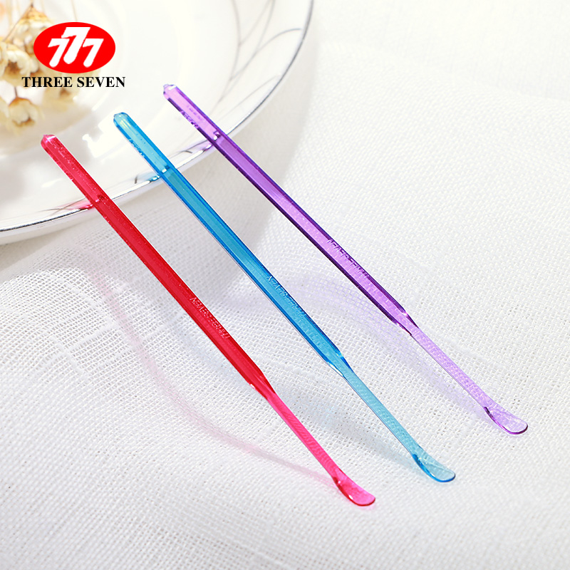 THREE SEVEN/777韩国原装正品掏耳朵清理工具清洁器挖耳勺