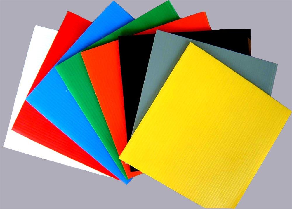 中空板pp塑料瓦楞板隔板万通板双壁板真空板挡板塑料板厂家直销