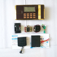 Security box, electronic panel, circuit board, accessories,