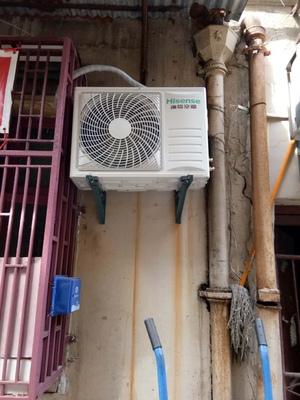 夏天制冷效果方面, Hisense海信 KFR-35GWE36A3大1.5匹节能空调好不好