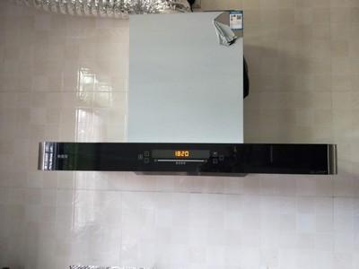紫金花直流变频大吸力顶吸式抽油烟机壁挂式欧式自动清洗家用抽烟机怎么样,为什么受追棒
