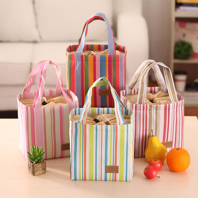Insulated Thermal er Lunch Box Carry Tote Storage Bag for P