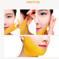 韓國 JMsolution瑩潤蜂蜜V臉面膜補水提拉下巴緊致掛耳式