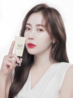 ACE韩国欧尼时仁同款女神水光遮瑕显白持久定妆修颜提亮防护BB霜