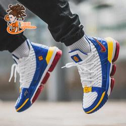 T烦烦Nike LeBron 16 LBJ16 超人詹姆斯男女耐克篮球鞋CD2450-100