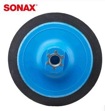 德国sonax抛光机转接盘用汽车美容抛光盘抛光轮研磨打蜡493 200