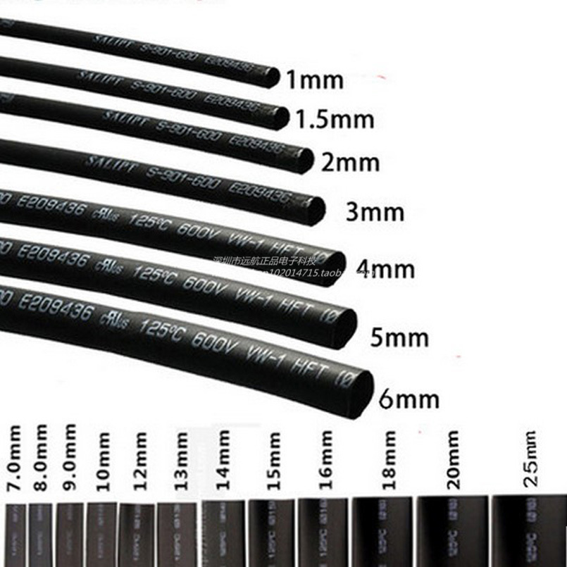 Электроизоляционные термоусадочные трубки Артикул 576710799944