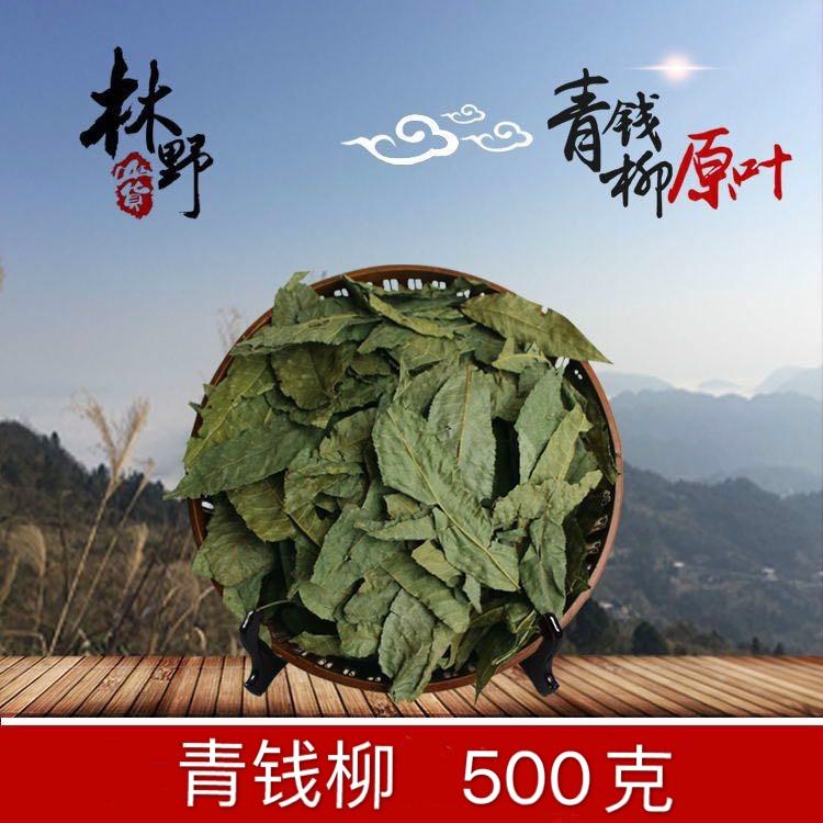 Wild Cyclocarya paliurus leaves Zhangjiajie sugar free edible bag Cyclocarya paliurus tea ancient tree Cyclocarya paliurus leaves 500g