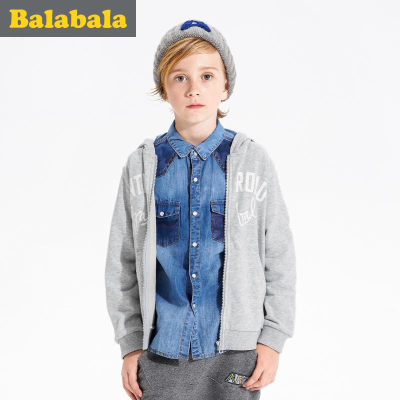 巴拉巴拉男童中大童衛衣