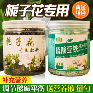 栀子花茉莉花绿萝花肥有机专用肥料