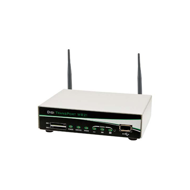 WR21-B12B-DE1-SF【CELLULAR ROUTER SPRINT 2G】