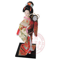 Sheng Tang and windy Japanese custom tatami doll day decoration Tata rice and room decoration collapse mi kimono puppet