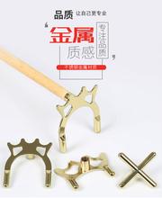 桿加長 2架桿橋頭十字加長使用架桿器桿 頭美式 偉博臺球桿專用1