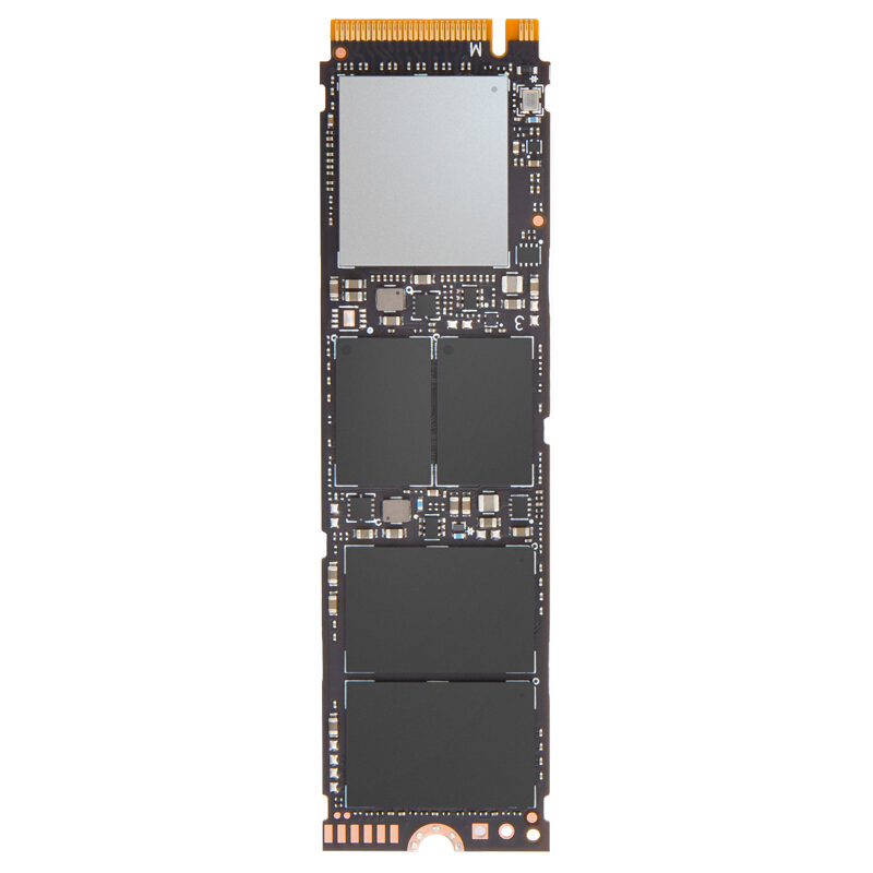 Intel 英特尔 760P M.2 2280 NVME 固态硬盘 256G