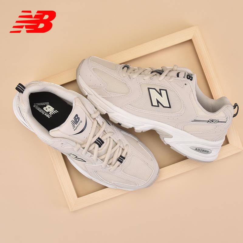 New Balance NB男鞋女鞋复古鞋老爹鞋休闲运动鞋MR530SH/SJ/SK/SG