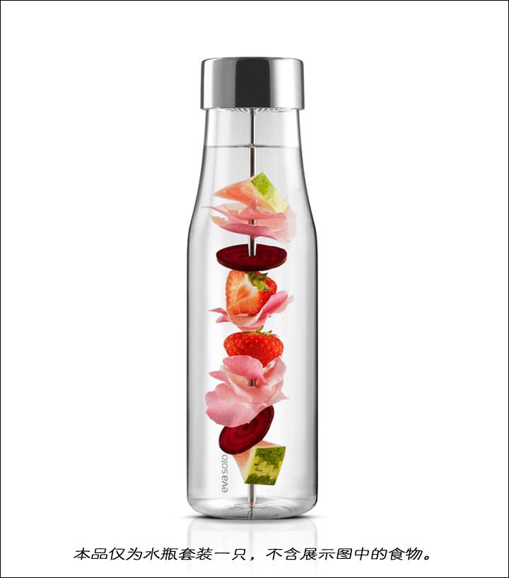 丹麦eva solo My Flavour我的风味玻璃冷水瓶串意鲜漾瓶1L 567483