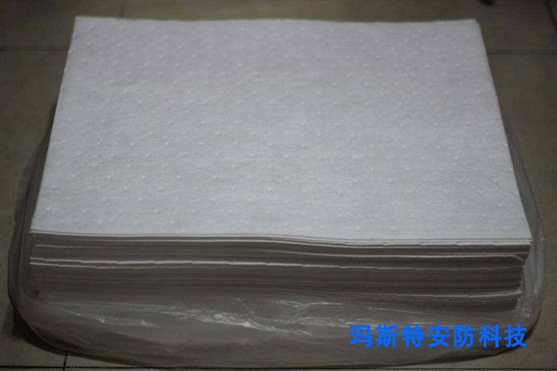 厂家直供吸附材料/吸油棉/吸附棉/只吸油型片状吸油棉/工业吸油部