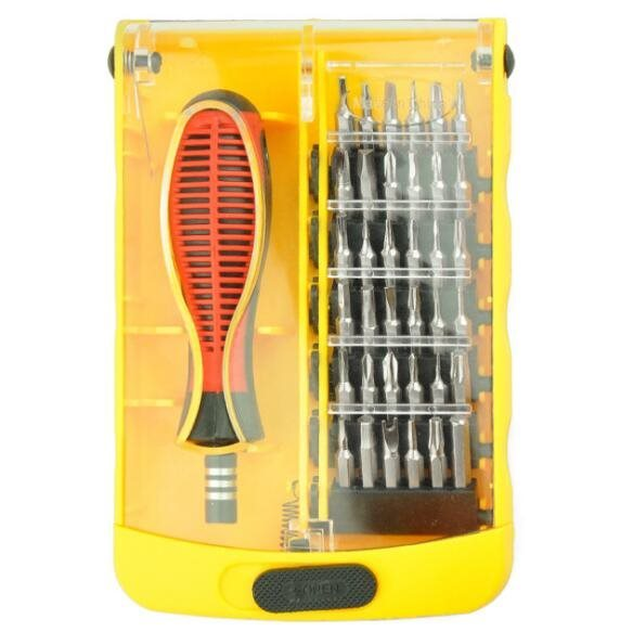 screwdriver 37 in 1 set magnetic screw driver,可领取元淘宝优惠券